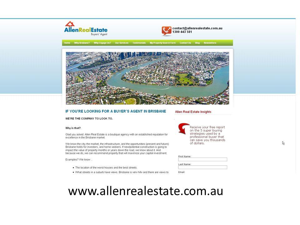 www.allenrealestate.com.au