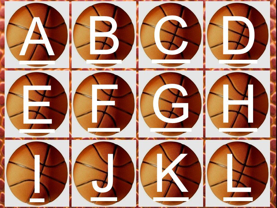 A B C D E F G H I J K L