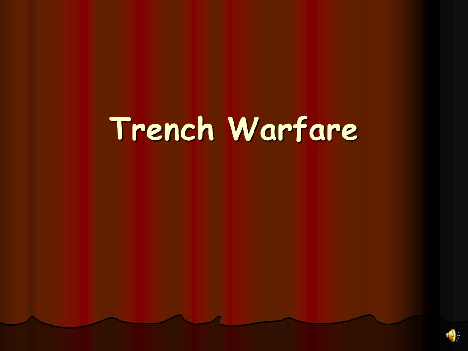 What the propaganda posters showed was far from the reality of trench warfare