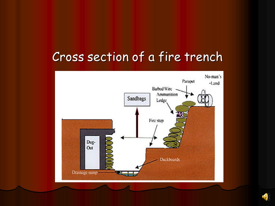 Analysis of Trench Warfare 1.Why might futile be a good description of trench warfare.