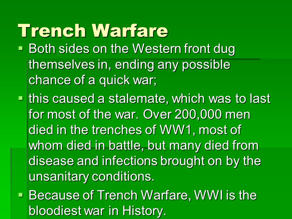 A Day in the Trench: the morning hate  As the first light of day approached machineguns, shells, and even handguns would be fired toward the enemy trenches.