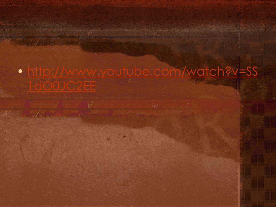 http://www.youtube.com/watch?v=SS 1dO0JC2EEhttp://www.youtube.com/watch?v=SS 1dO0JC2EE