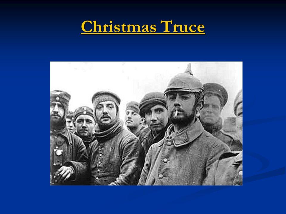 Christmas Truce Christmas Truce