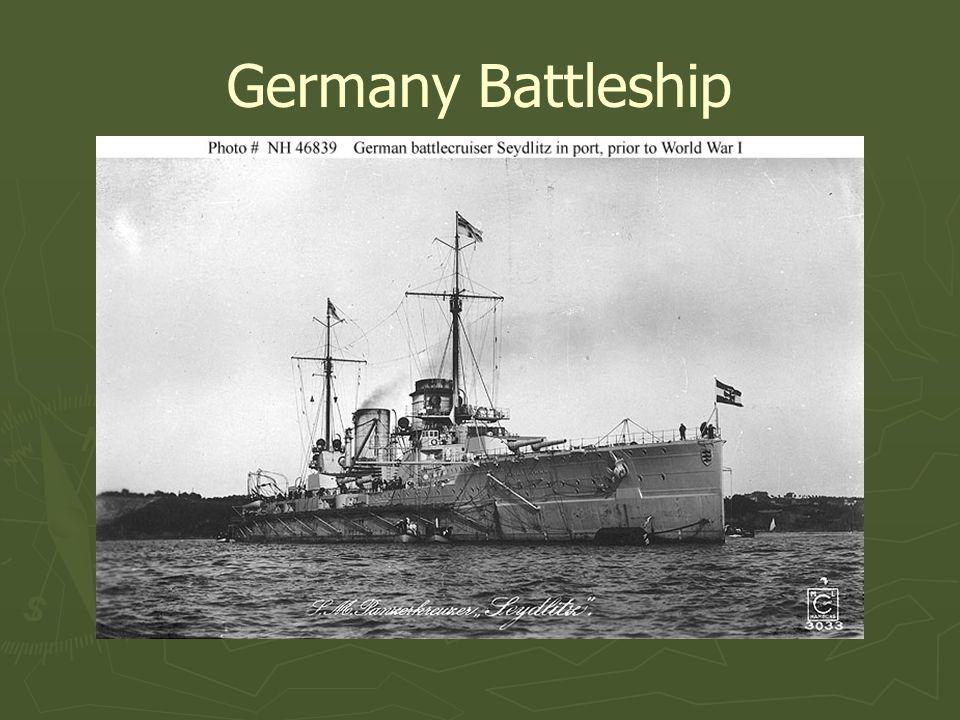Germany Battleship