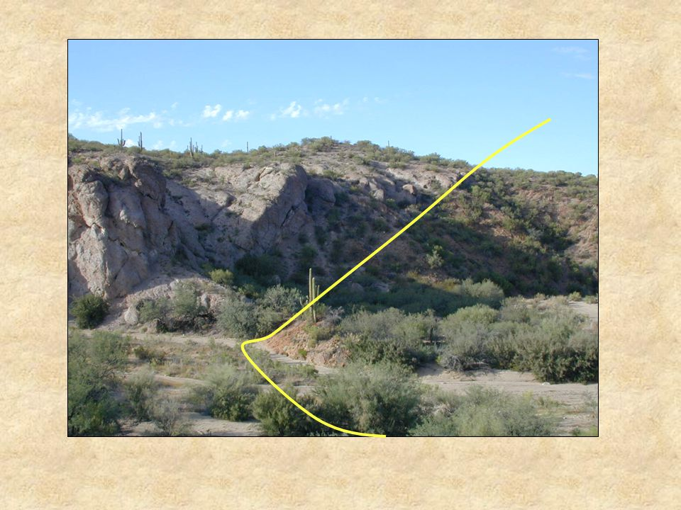 The North Anatolian fault-rupture near Izmit last September.