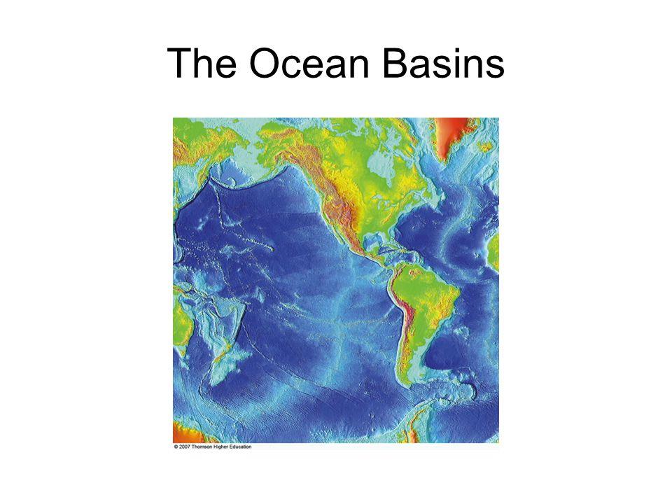 The Ocean Basins