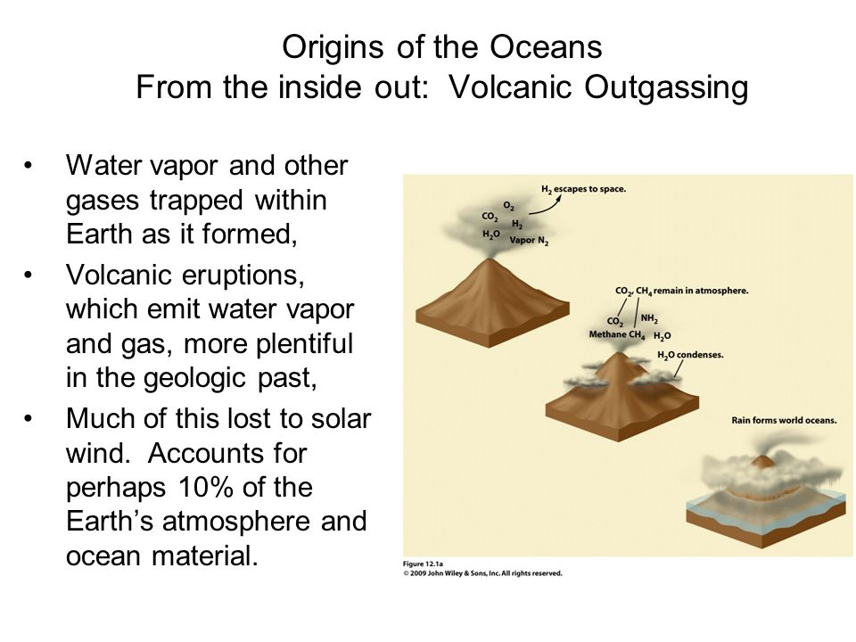 Studying the Sea Floor – Direct Methods Sea-floor drilling – similar to equipment used for off shore oil drilling