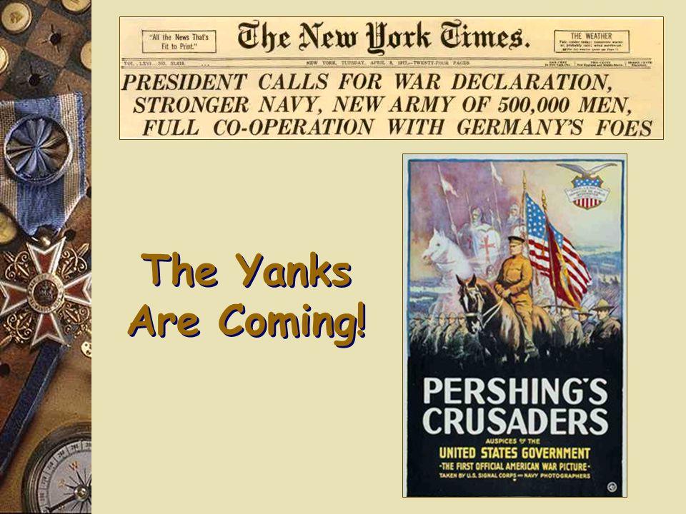 12. Who led the American troops in Europe?  General John J. Pershing