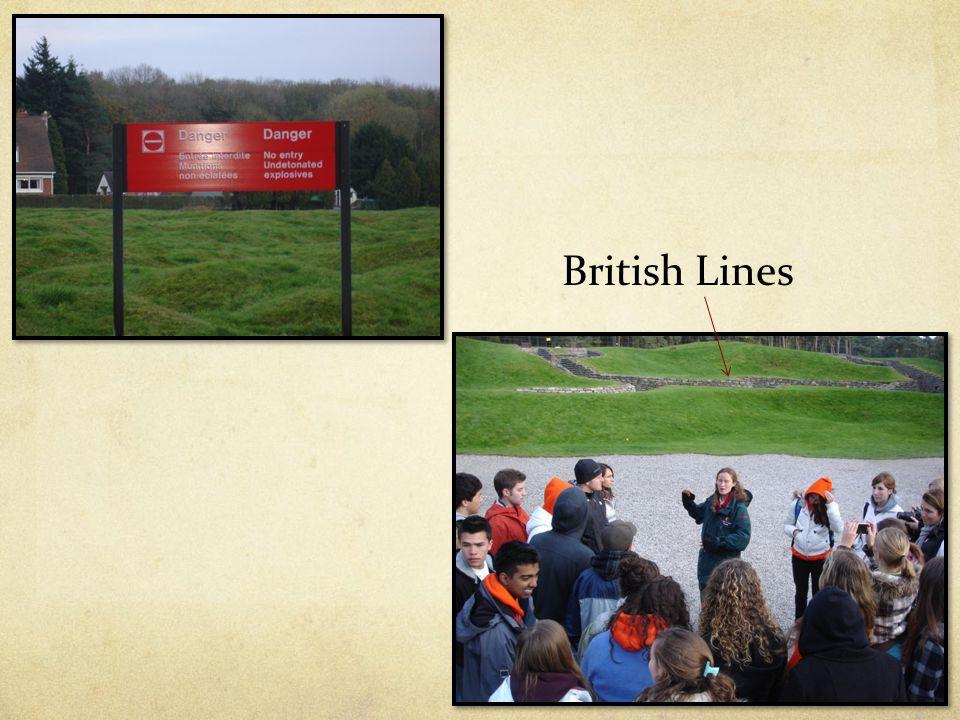 British Lines