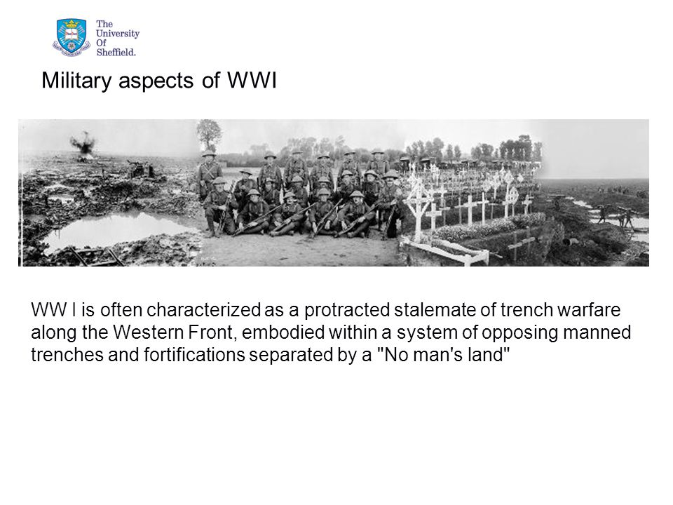 04/05/2015© The University of Sheffield The 'Grimsby Chums' Mass grave of 24 British soldiers from the Lincolnshire Regiment, excavated at Le Point du Jour, outside Arras, in 2001