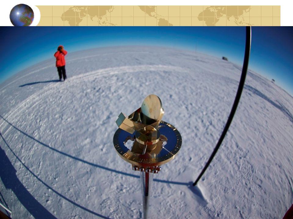 Mid-Oceanic Ridge: worldwide distribution