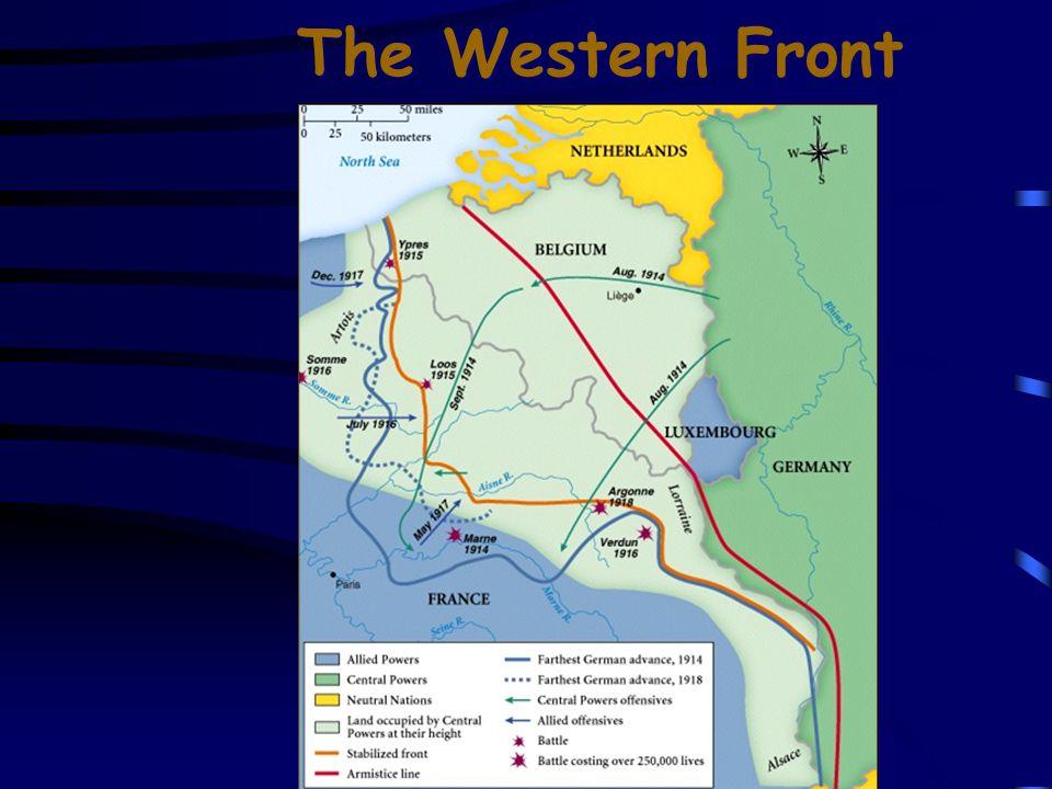 A Multi-Front War German – von- Schleifen Plan Will it work