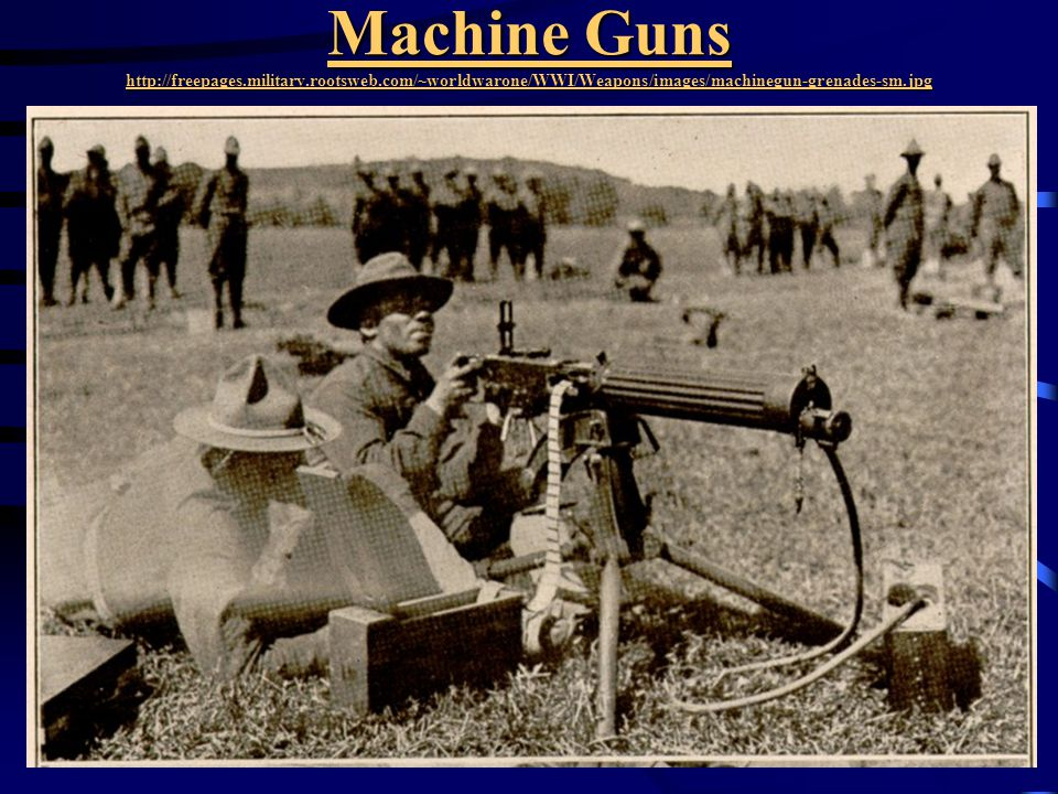New Technology 1.Machine guns 2.Poison gas/gas masks (wind became problem) 3.Armored tank 4.Aircraft (zeppelins) 5. German U-Boats 6.Convoys