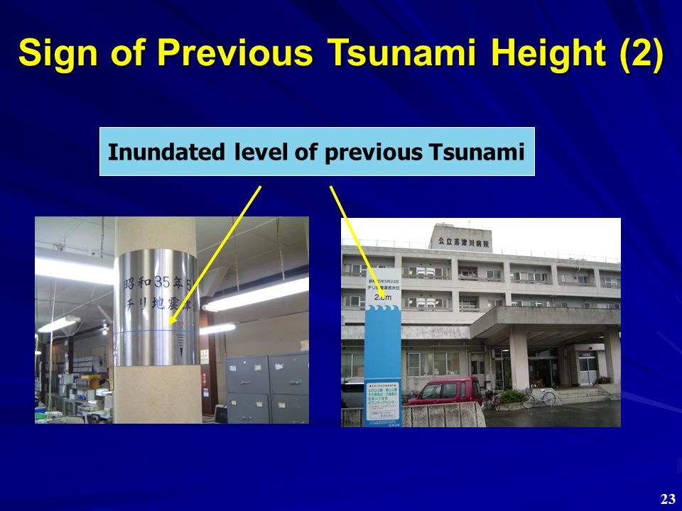 – last resort Communities – last resort 77% 23% Police, Firefighting, Self-defense Force Families Neighbors How the affected people were rescued in case of Great Hanshin- Awaji EQ.