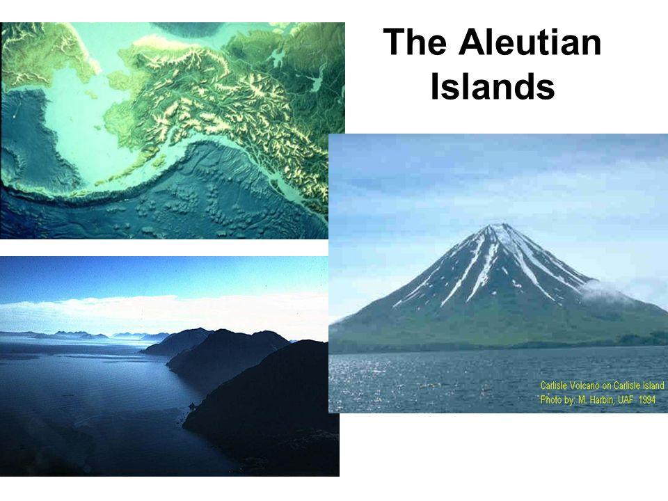 The Aleutian Islands
