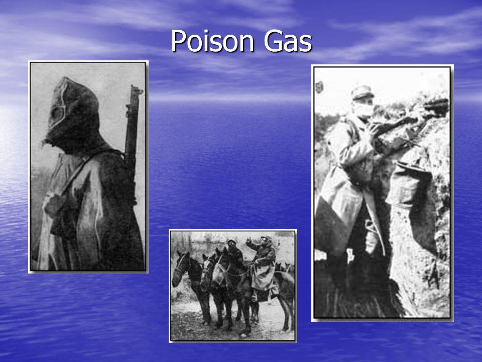 Mustard Gas Mustard Gas