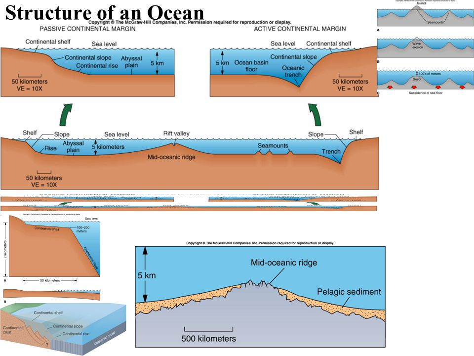 Structure of an Ocean