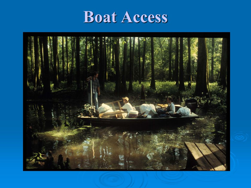 Boat Access
