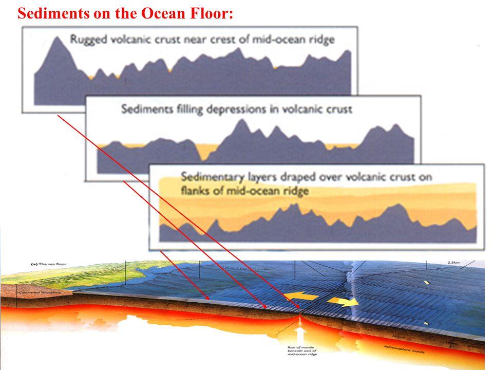 Sediments on the Ocean Floor: