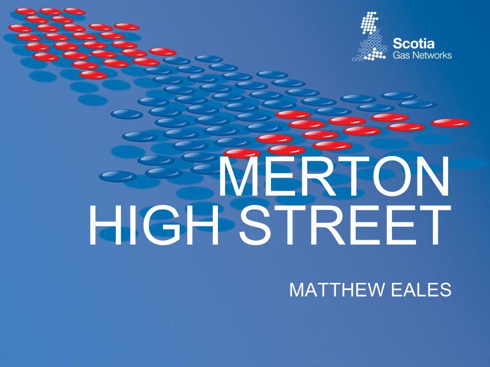 MERTON HIGH STREET MATTHEW EALES