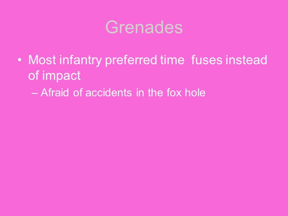 . Grenad