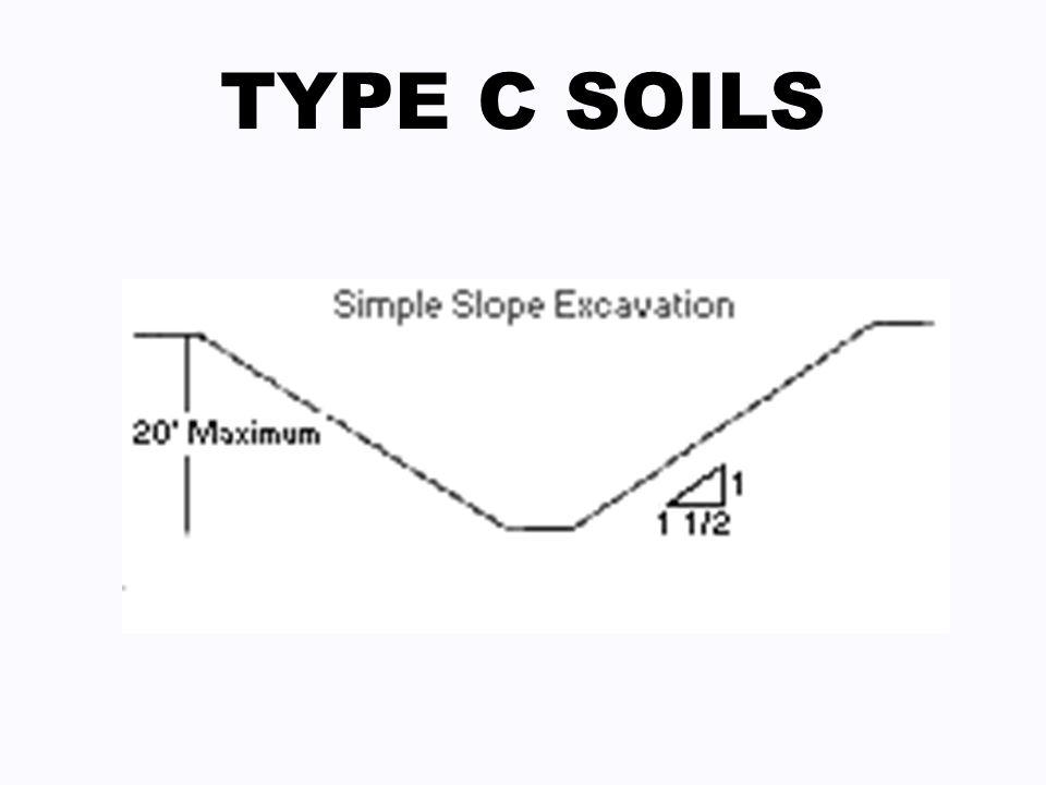 TYPE C SOILS