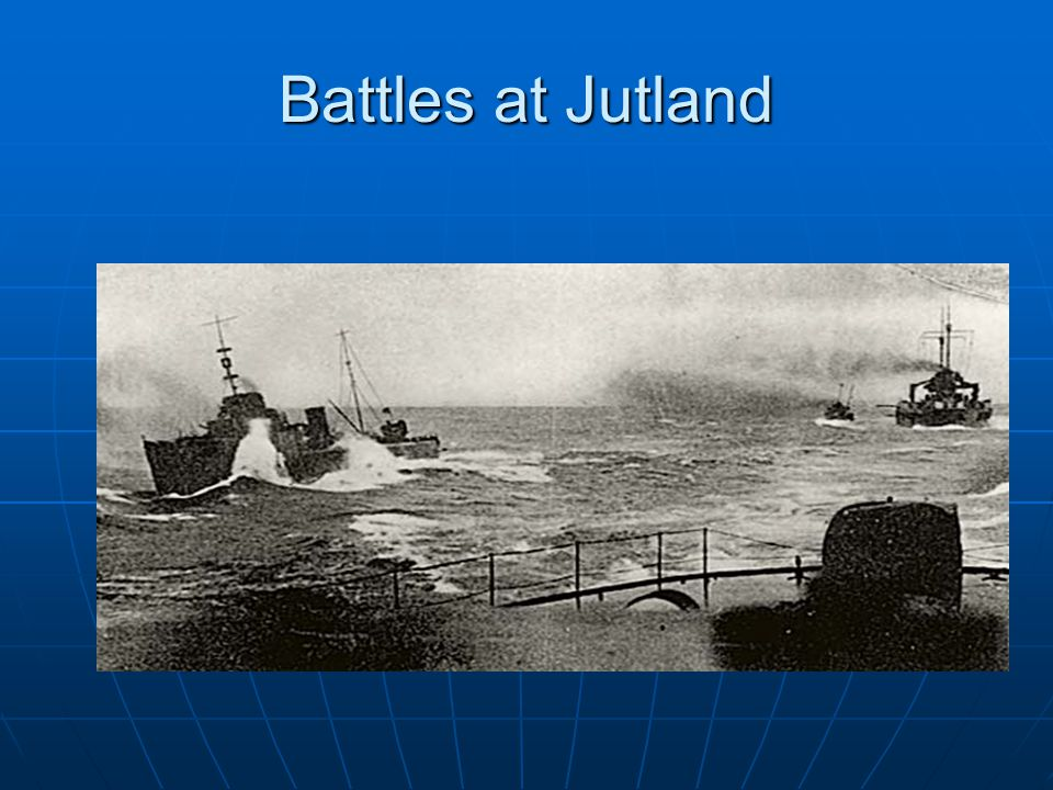 Battles at Jutland