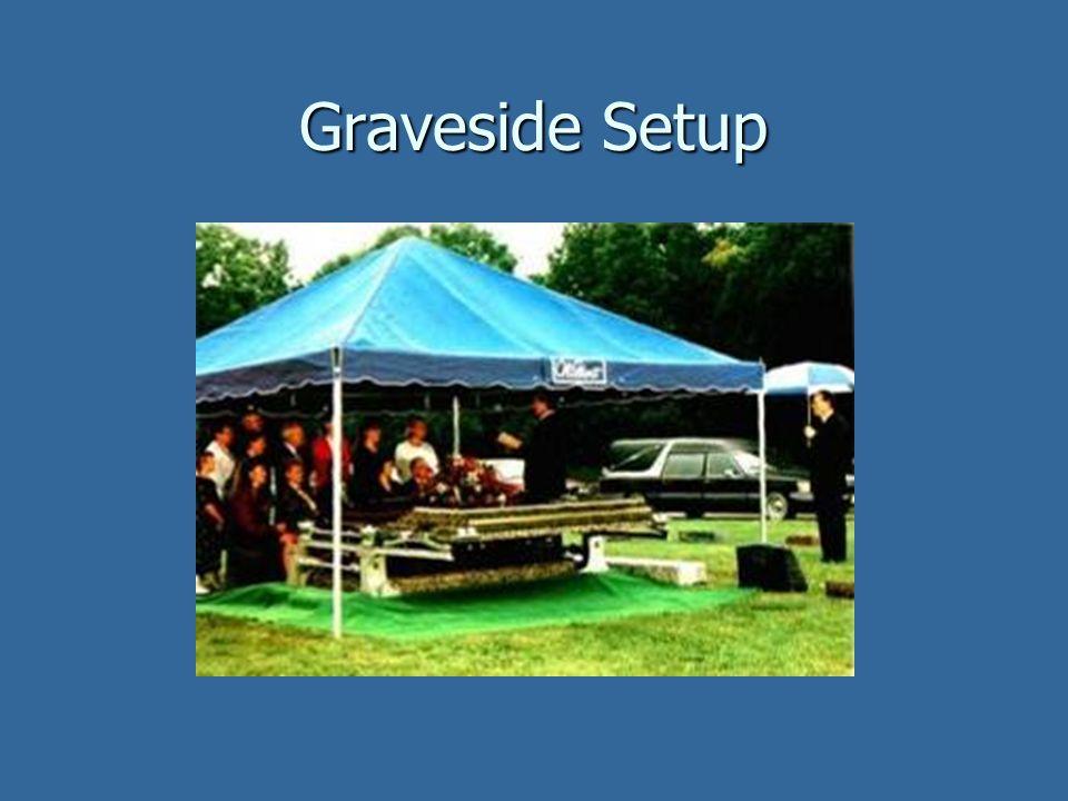 Graveside Setup