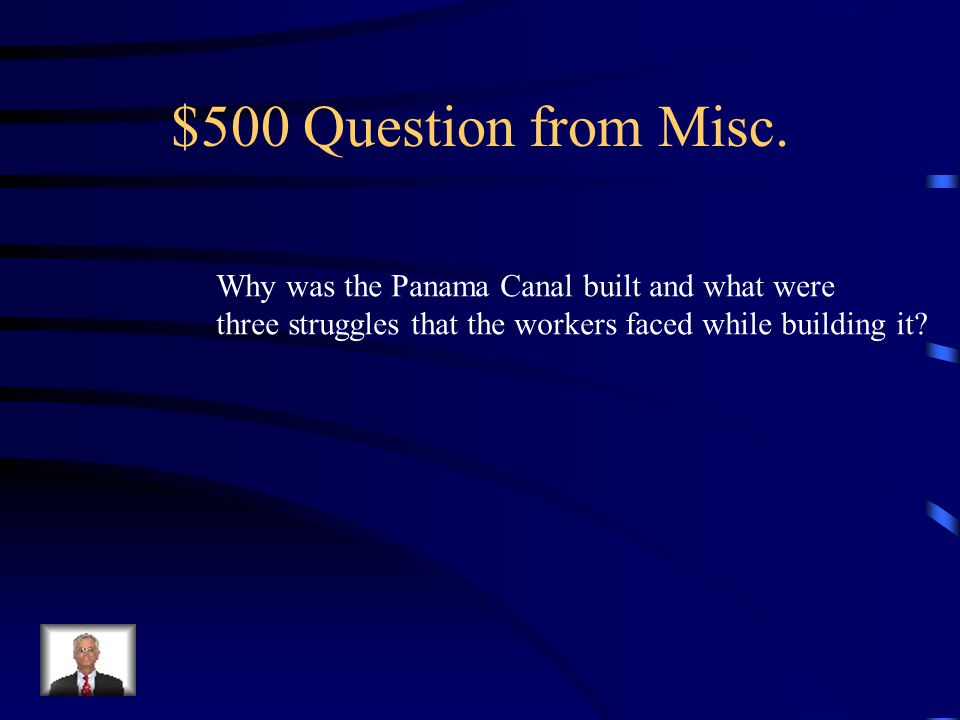 $400 Answer from Misc. Possible reasons: more freedom, greater opportunity, or for a better life