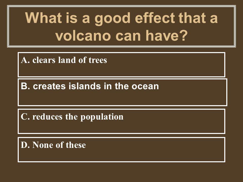 A. Volcano