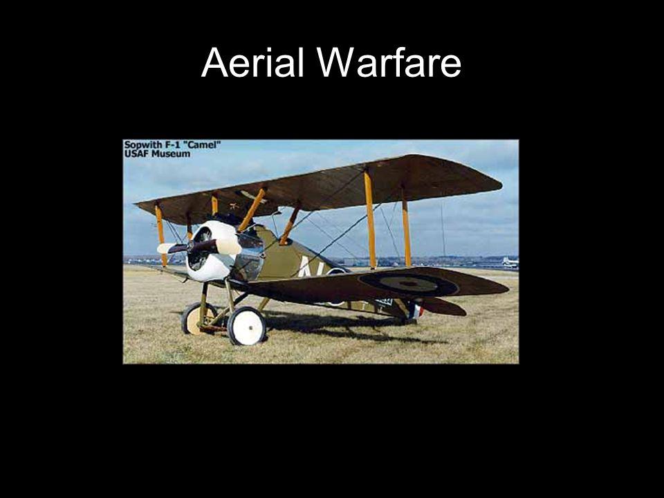 Aerial Warfare