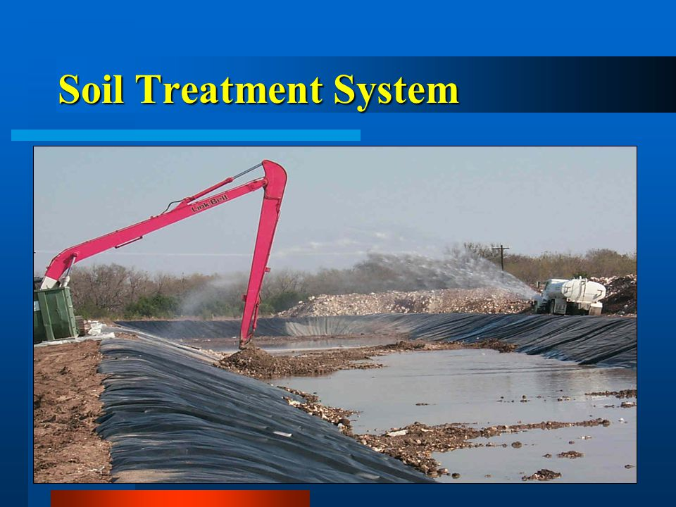 Soil Treatment System