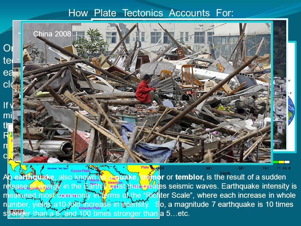 How Plate Tectonics Accounts For: A volcano is an opening, or rupture, in a planet s surface or crust, which allows hot magma, volcanic ash and gases to escape from below the surface Volcanoes are generally found where tectonic plates are diverging or converging.