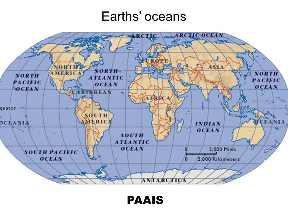 Video Quiz on ocean features