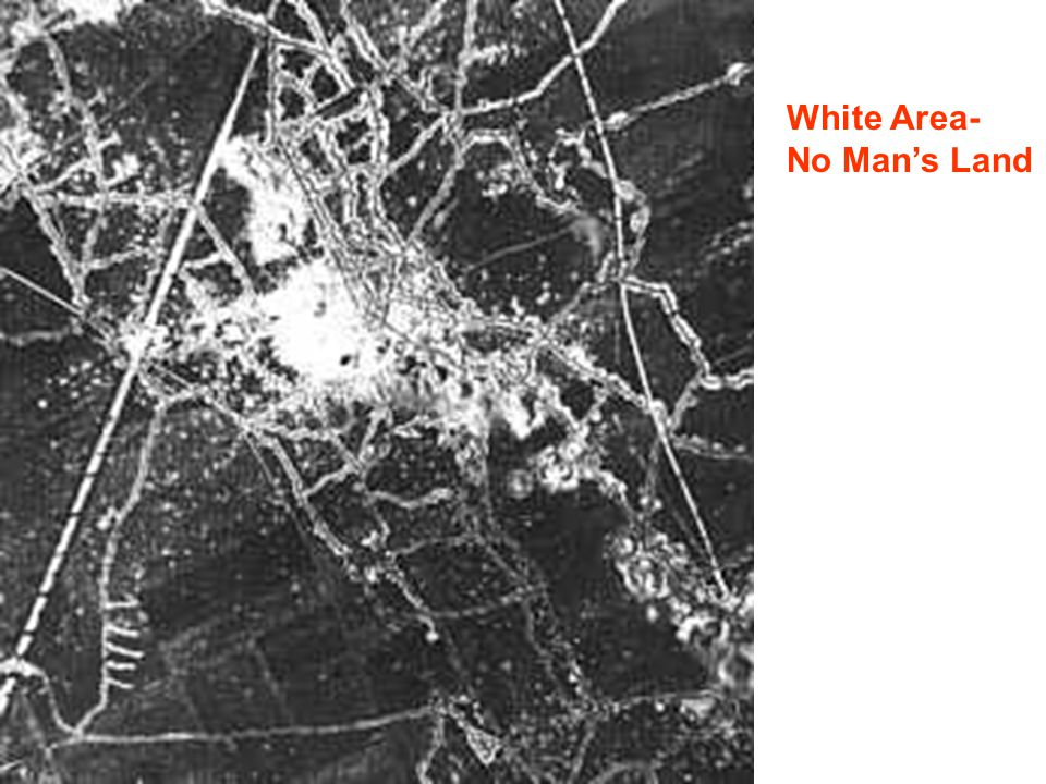 White Area- No Man's Land