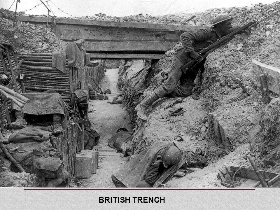 BRITISH TRENCH