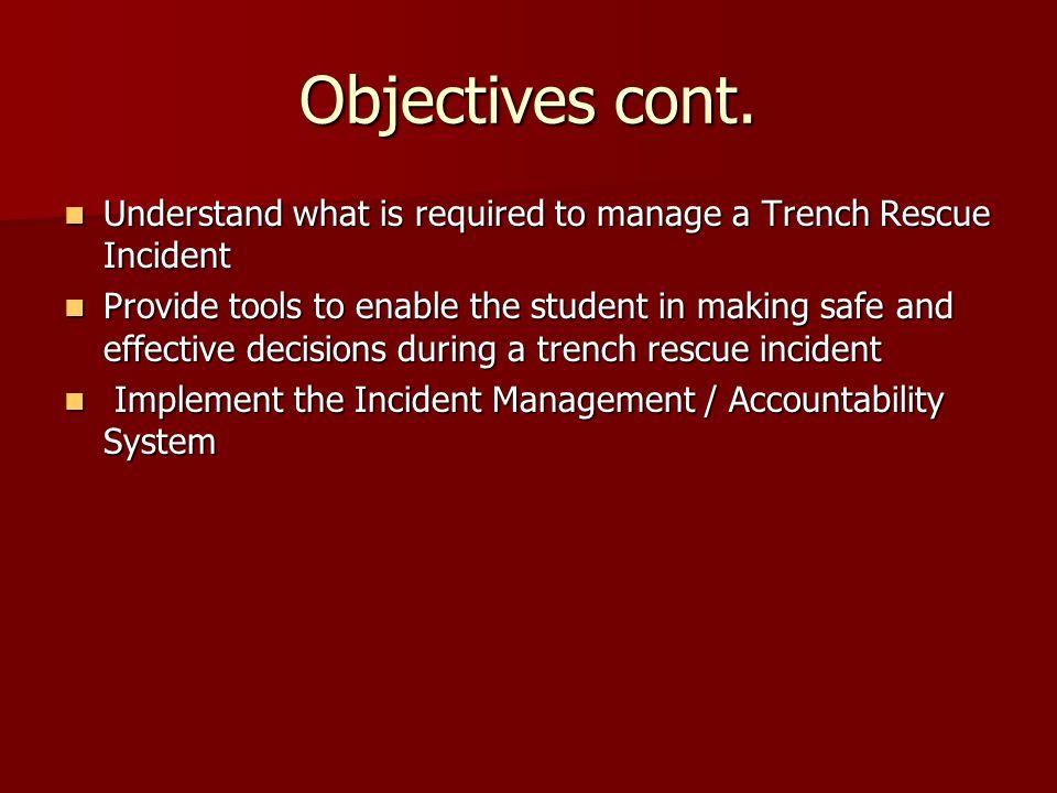 What makes trenches hazardous?