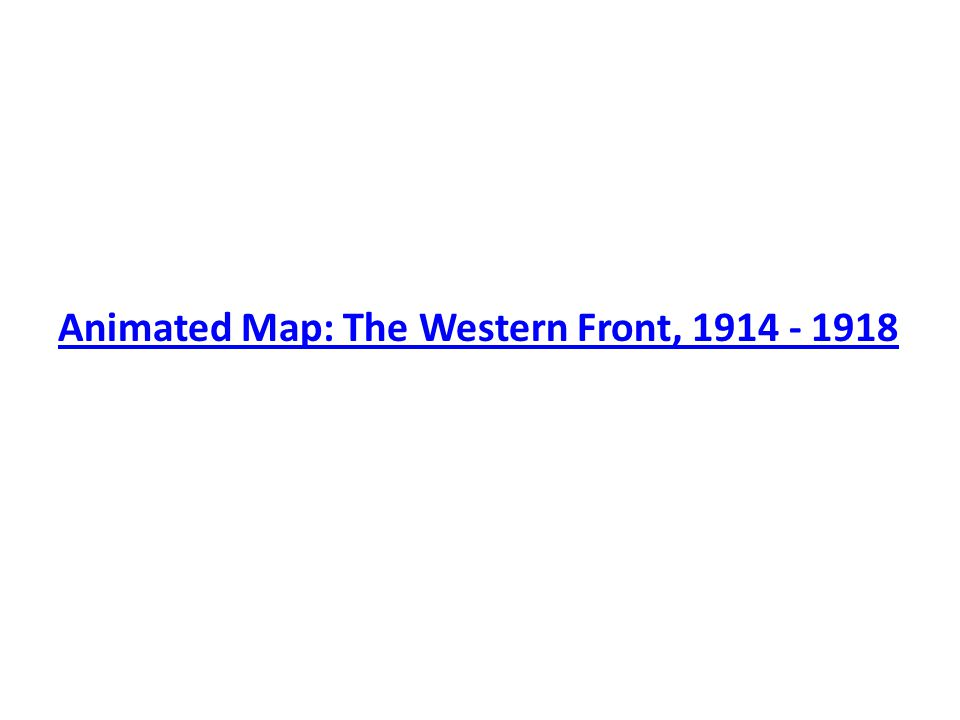 What was Trench Warfare Trench Warfare started to appear in late 1914 on the western front.