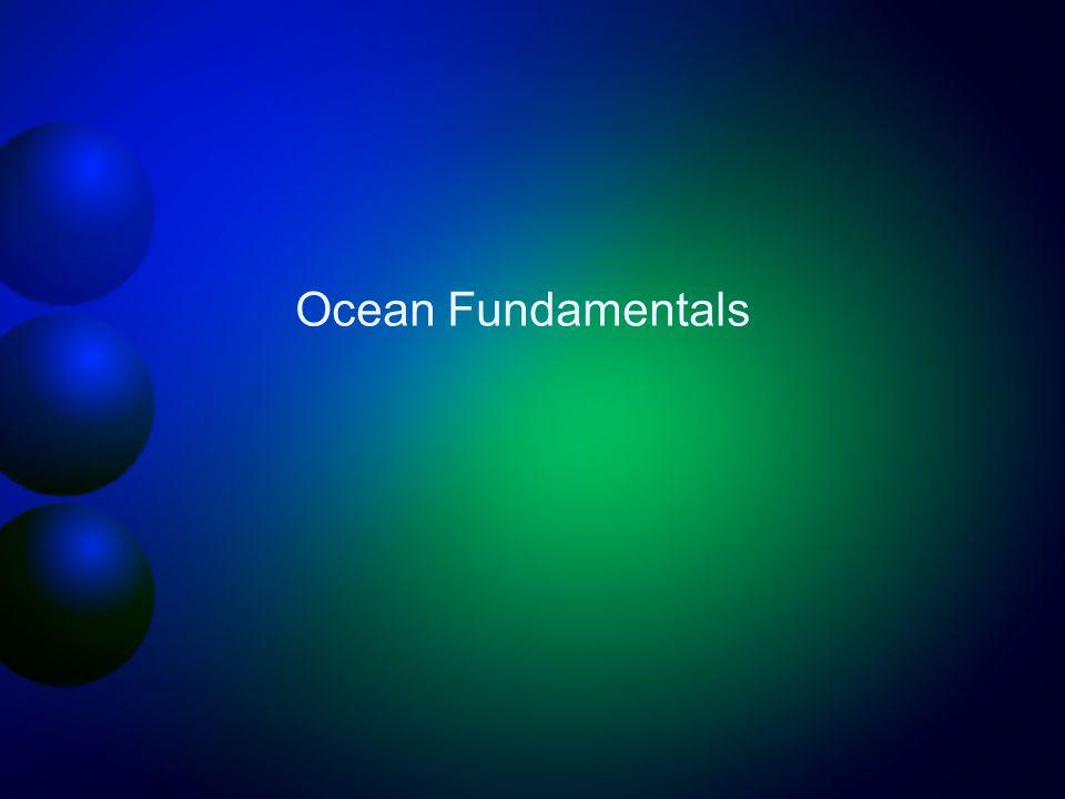 Ocean Fundamentals