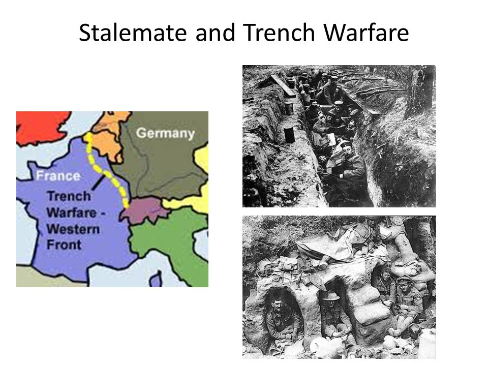 Stalemate and Trench Warfare