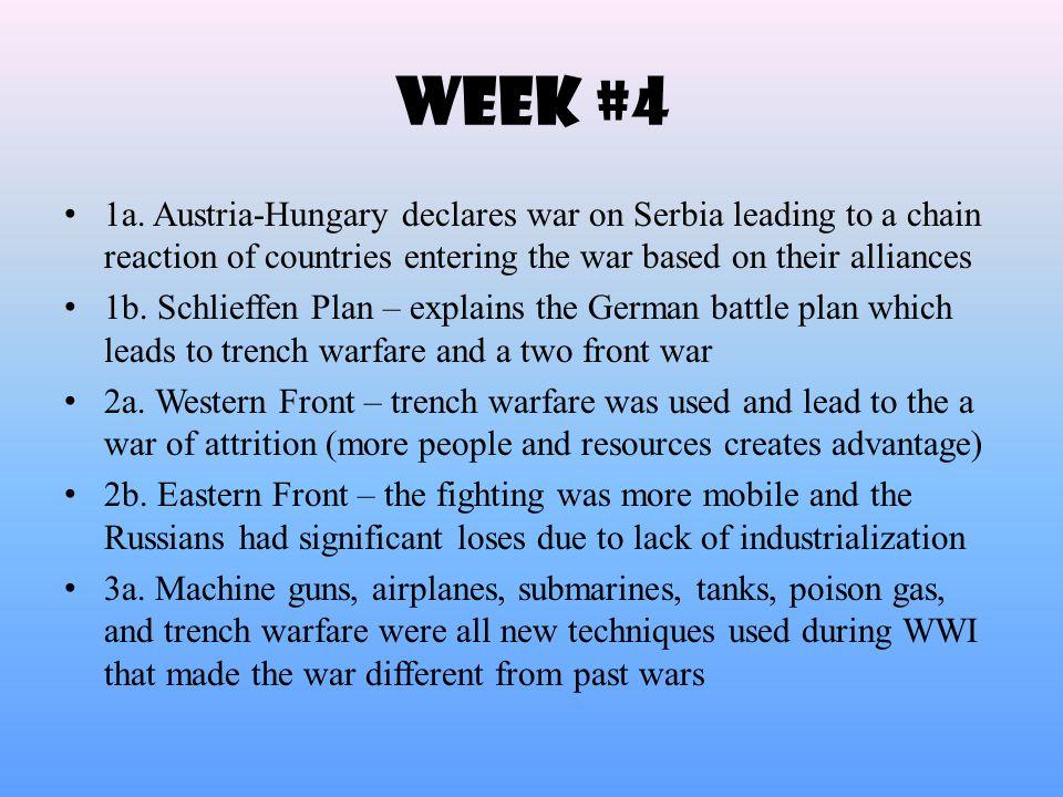 Week #4 1a.