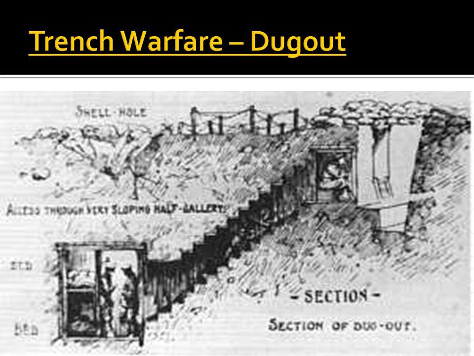Trench Warfare – Dugout