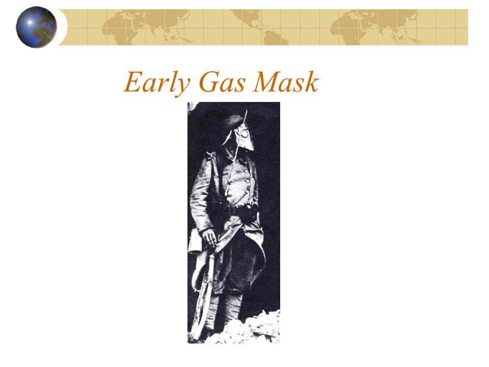Early Gas Mask