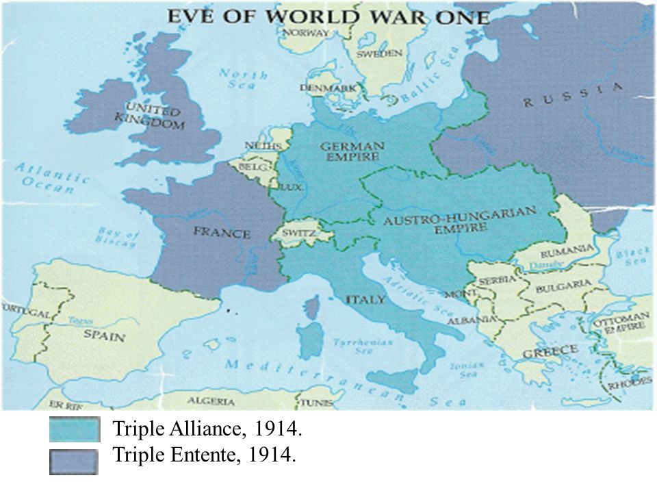 The Central Powers Collapse Germany could now concentrate on the Western Front Mounted a massive attack and victory seemed within reach The Allies launch a counterattack The Allies began heading toward Germany