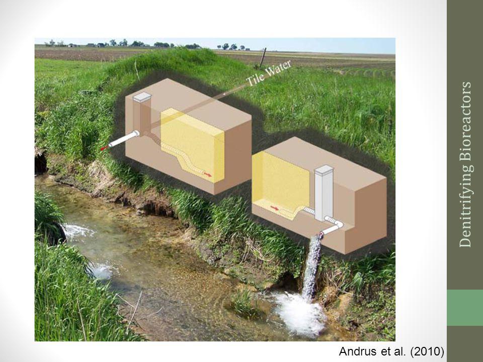 Andrus et al. (2010) Denitrifying Bioreactors