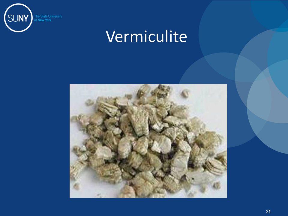 Vermiculite 21