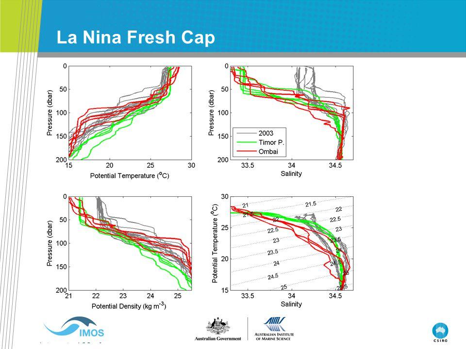 La Nina Fresh Cap