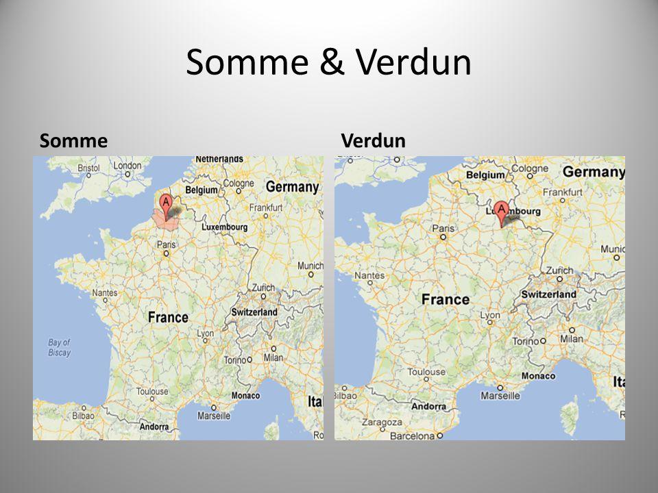 Somme & Verdun SommeVerdun
