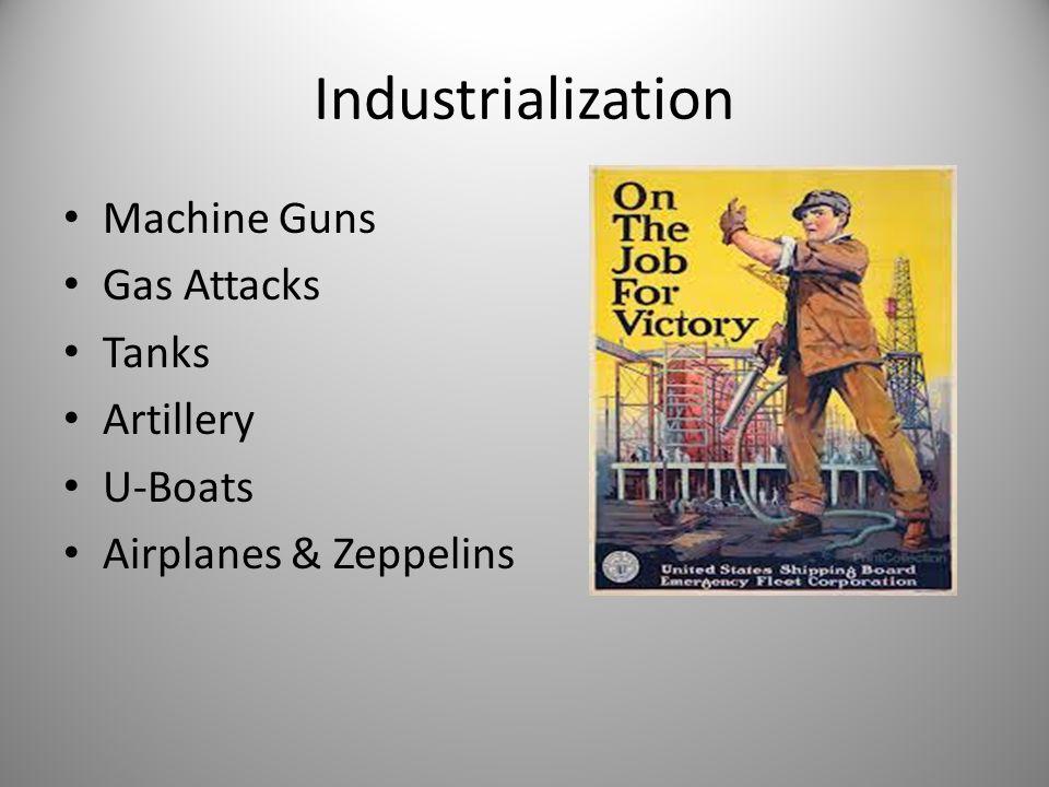 Machine Guns Hiram Maxim created the first portable machine gun.