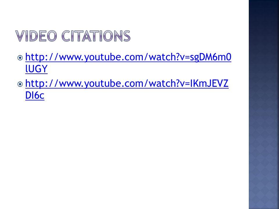  http://www.youtube.com/watch?v=sgDM6m0 lUGY http://www.youtube.com/watch?v=sgDM6m0 lUGY  http://www.youtube.com/watch?v=IKmJEVZ DI6c http://www.you